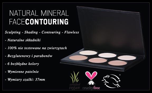 Contour-kit Naturalny CORE cosmetics