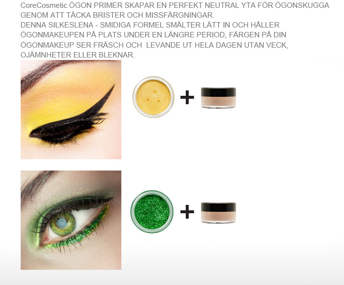 Corecosmetic How To Eyeshadow